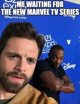 Tv series memes