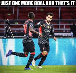 One more goal funny memes
